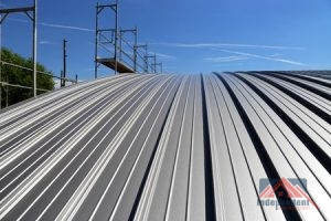 Commercial Standing Seam Metal Roof