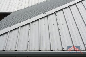Commercial Metal Roofing